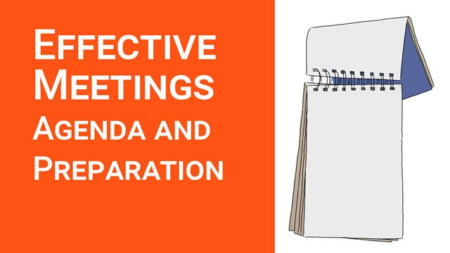 Effective meetings 3