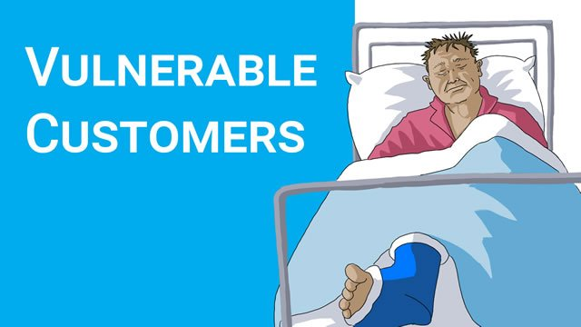 Vulnerable Customers