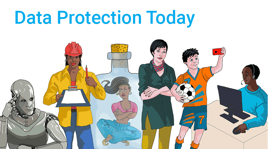 data protection today poster