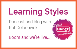 learning styles podcast