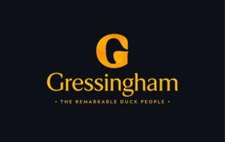 Gressingham Foods logo